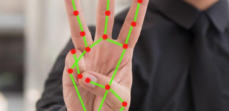 Finger Counter Computer vision Opencv